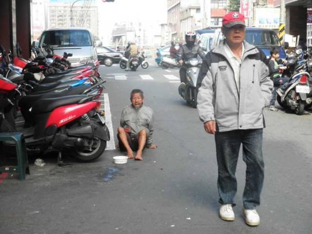 Pengemis-Taiwan2