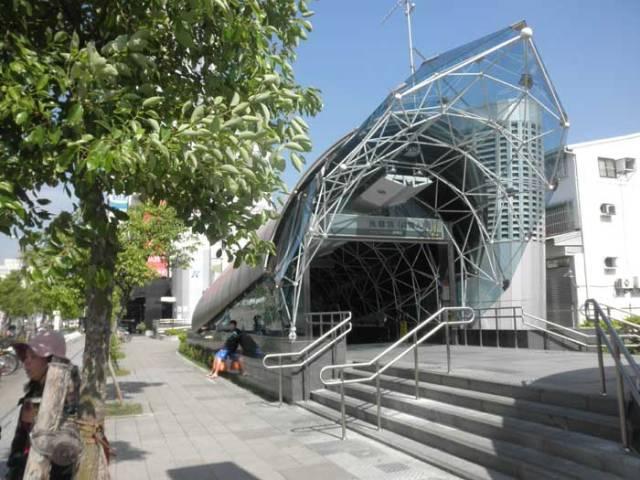 Stasiun-MRT-Taiwan
