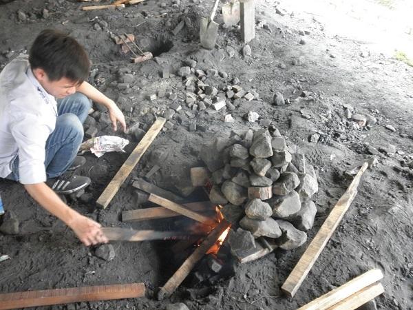 Cara memasak suku Hakka di Meinong, Taiwan